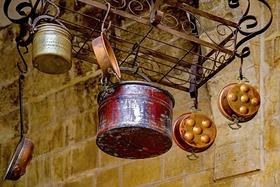 Bild: Fremde Töpfe - wie Ingwer, Oliven und Falafel in Fürth heimisch wurden