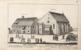 Bild: Jüdisches Leben - damals und heute