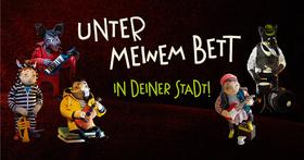 Bild: UNTER MEINEM BETT - Live in deiner Stadt 2020
