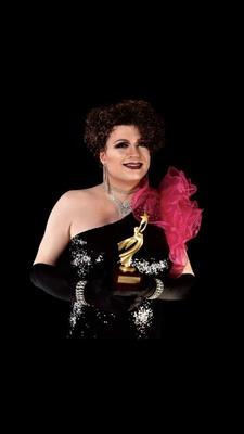 Carte - Rouge Travestie-Show - Zu Gast Cecile Sarmenta