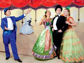 Bild: Operetten Revue