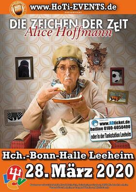 Alice Hoffmann - Zeichen der Zeit