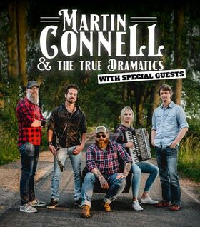 Bild: Martin Connell & the true Dramatics - Live 2020 mit Special Guests