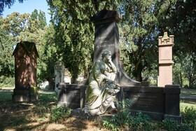 Bild: Themenführung: Grabdenkmäler erzählen Geschichte(n) - Der alte Friedhof an der Rochusallee