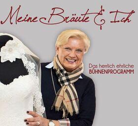 Bild: Meine Bräute & Ich - Comedy: Das herrlich ehrliche Bühnenprogramm mit Meike Buschening-Kaffenberger