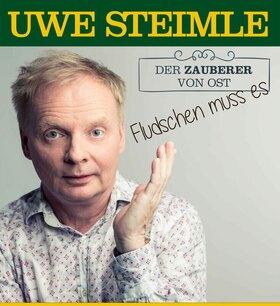 Bild: Uwe Steimle - Fludschen muss es - Der Zauberer von Ost