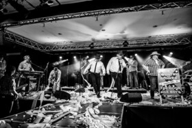 Bild: Blue Onions - Die Nr. 1 der Blues Brothers Tribute-Bands