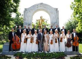 Bild: Ronny Heinrich und sein Orchester - Mit den Tenören Bernhard Hirtreiter, Eric Fennell, Edward Lee