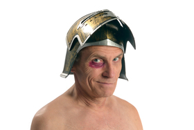 Bild: Der letzte Held - Nibelungensage als Parforceritt der Komik