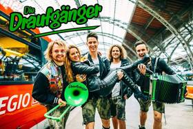 Bild: Die Draufgänger - Volksmusik-Party-Punk