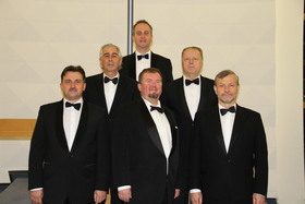 Bild: Kirchenkonzert - Neujahrskonzert St. Petersburger Vokalensemble
