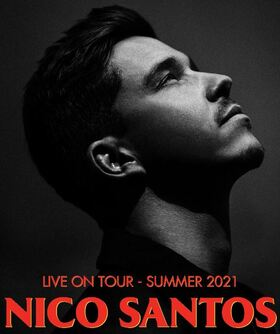 Bild: NICO SANTOS - Live on Tour - Summer 2020