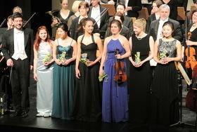 Bild: Internationales Violinfestival junger Meister 2020 - Orchesterkonzert