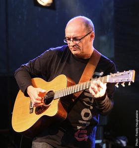 Jacques Stotzem - Acoustic Finger Style Guitar