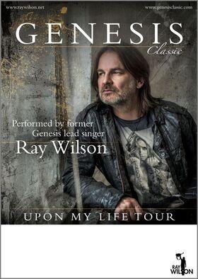 Ray Wilson -- Genesis Classic