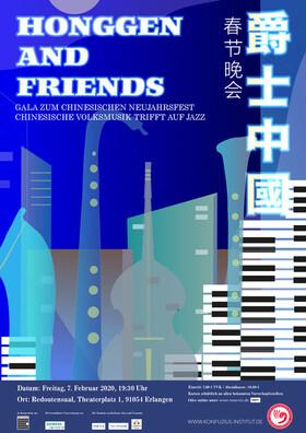 Honggen and Friends - Gala zum chinesischen Neujahrsfest