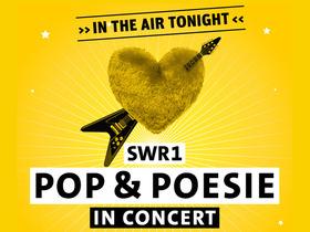 SWR1 POP & POESIE in concert - Freiburg