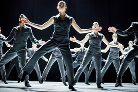 """Scapino Ballet Rotterdam (NL) """"The Square"""""""