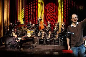 Bild: Socalled (CAN) & Thilo Wolf Big Band (D)