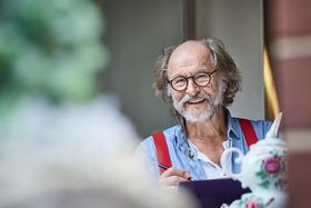 Bild: Klaus-Peter Wolf liest… - kulturevents emden präsentiert