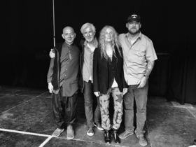 Bild: Patti Smith and Band - STIMMEN 2021