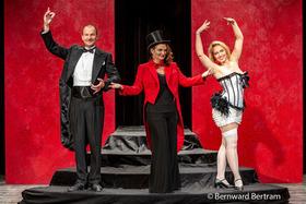 Bild: Musikbühne Mannheim - Die Theaterchefin