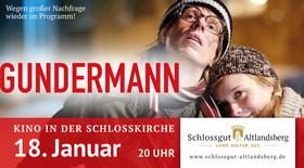 Bild: Kino in der Schlosskirche - Gundermann
