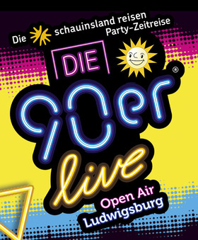DIE 90ER LIVE - Open Air Tour 2021