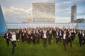 Bild: Sonderkonzert Weltjugendchor & Bundesjugendorchester, Beethoven 9. Sinfonie