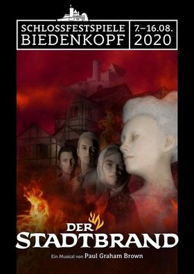 Bild: Der Stadtbrand
