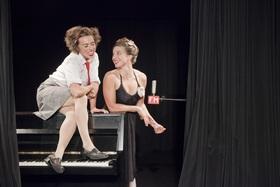 Bild: Duo Luna-tic - ON AIR - Funksturm mit Olli & Claire