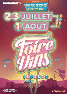 Bild: Foire aux Vins d'Alsace Festival 2020