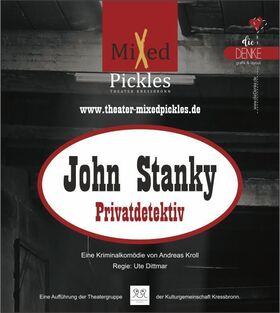 Bild: Mixed Pickles: John Stanky, Privatdetektiv