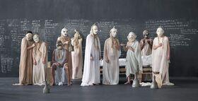 Bild: Sokrates der Überlebende/Wie die Blätter (DSE)