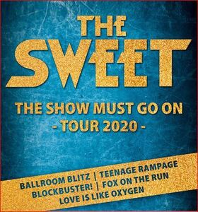 The Show Must Go On - Tour 2021