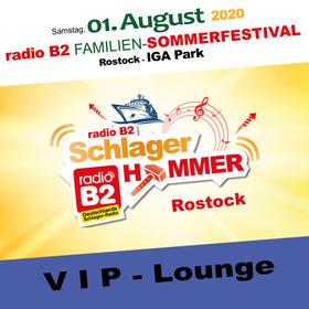 Bild: Kat. 3 - radio B2 SchlagerHammer - VIP