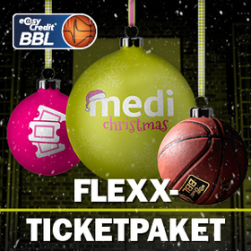 medi bayreuth Flexx-Ticketpaket