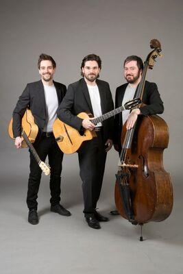 Otto Meyer präsentiert: Rantastic Kopfhörer live - Joscho Stephan Trio
