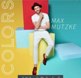 Bild: Max Mutzke - Colors