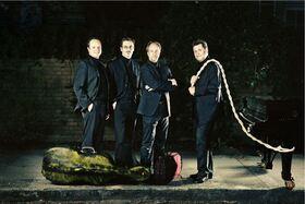 Bild: Mozart Piano Quartet