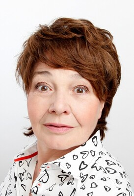 Bild: Anka Zink - Wo pin ich. Comedy 4.1