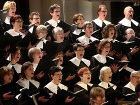 Bild: Beethoven: Christus / Mozart: Requiem