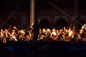 Bild: Klassik Open Air und Feuerwerk - Europäisches Klangfest