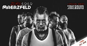 MAERZFELD - Zorn Tour 2020 - Support: Soulbound