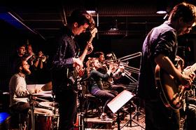 Bild: Hans Anselm Big Band