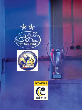 SG BBM Bietigheim vs. Handball Club Lada