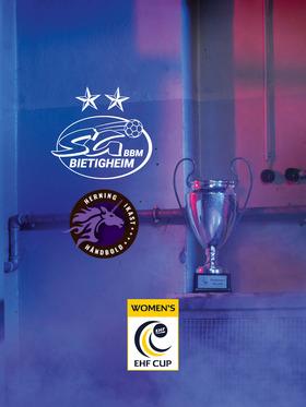 SG BBM Bietigheim vs. Herning Ikast Handbold