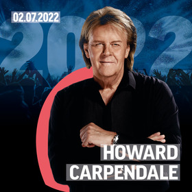 Bild: HOWARD CARPENDALE - Butzbach Open-Air
