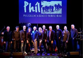 Bild: Phil Collins & Genesis Tributeband - Unforgettable Songs