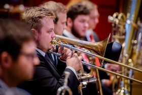 Bild: Junges Philharmonisches Orchester Niedersachsen - zu Gast im Nordseebad Otterndorf
